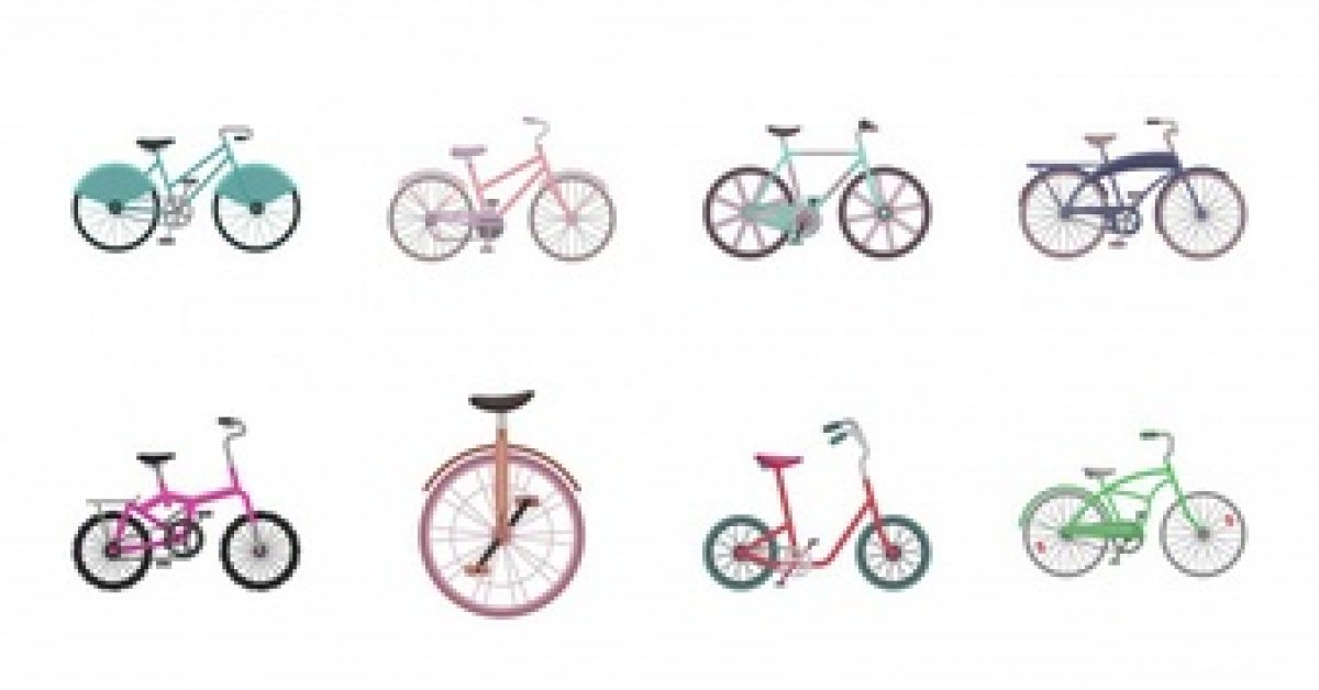 different-bicycle-cartoon-set-icon-illustration-bike-isolated-cartoon-set-icon-different-bicycle_161058-166
